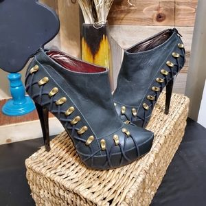 NYLA heel boots